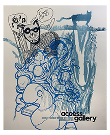 Access Gallery Blue