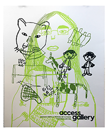 Access Gallery Green